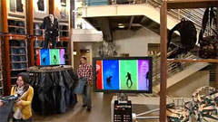 Digital signage in the retail industry